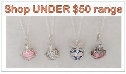 Shop for Under $49 Harmony Ball Necklaces, Sterling Silver