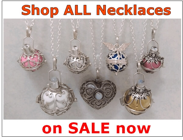 shop all necklaces